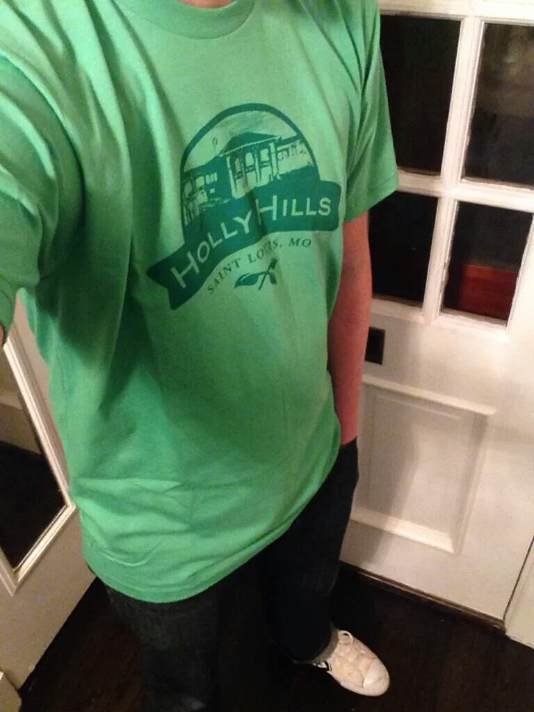 Holly Hills Men's T-Shirt