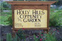 Holly Hills Garden Plot